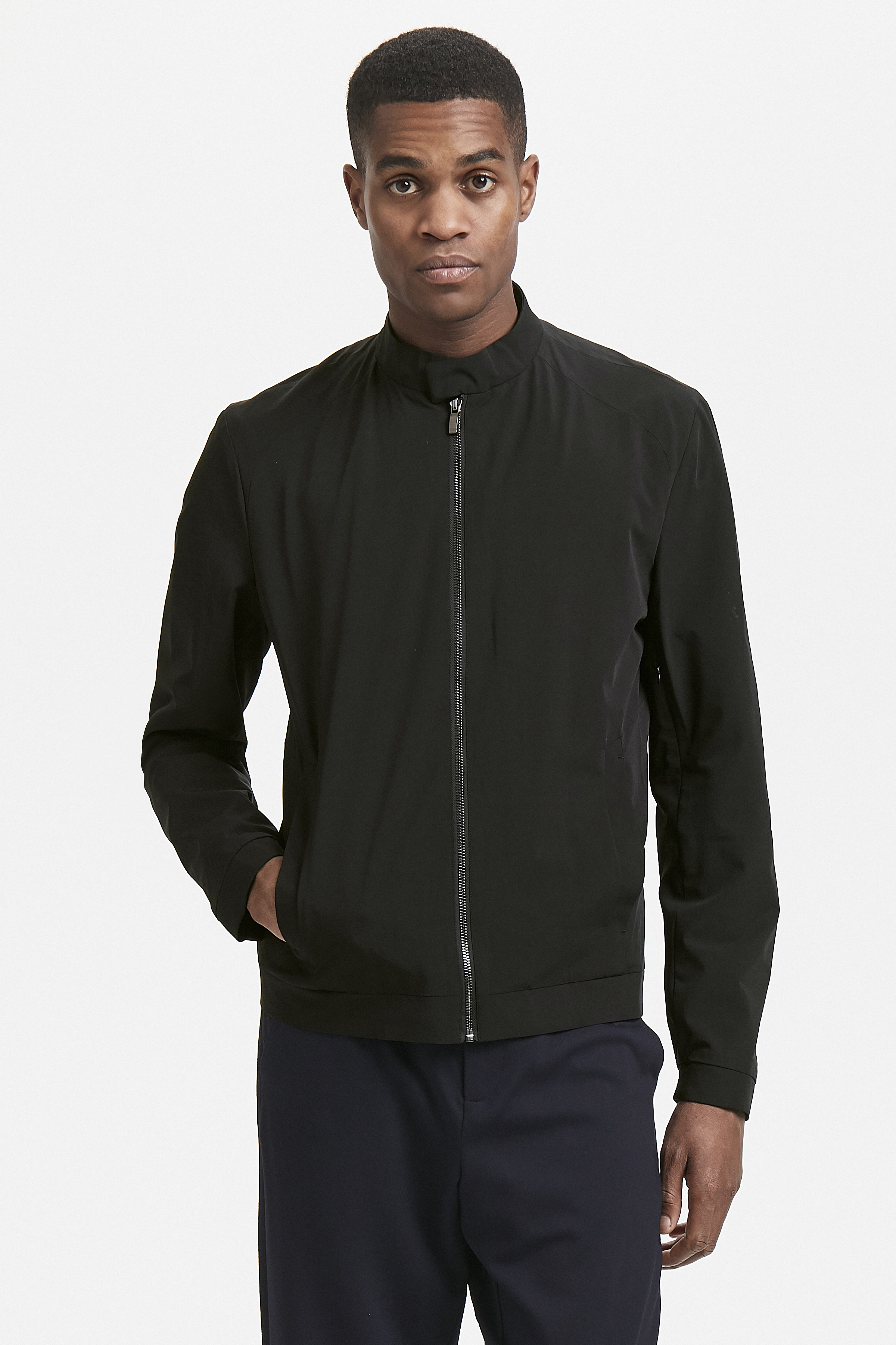Black Polon Jacket – Køb Black Polon Jacket fra str. S-XXL her