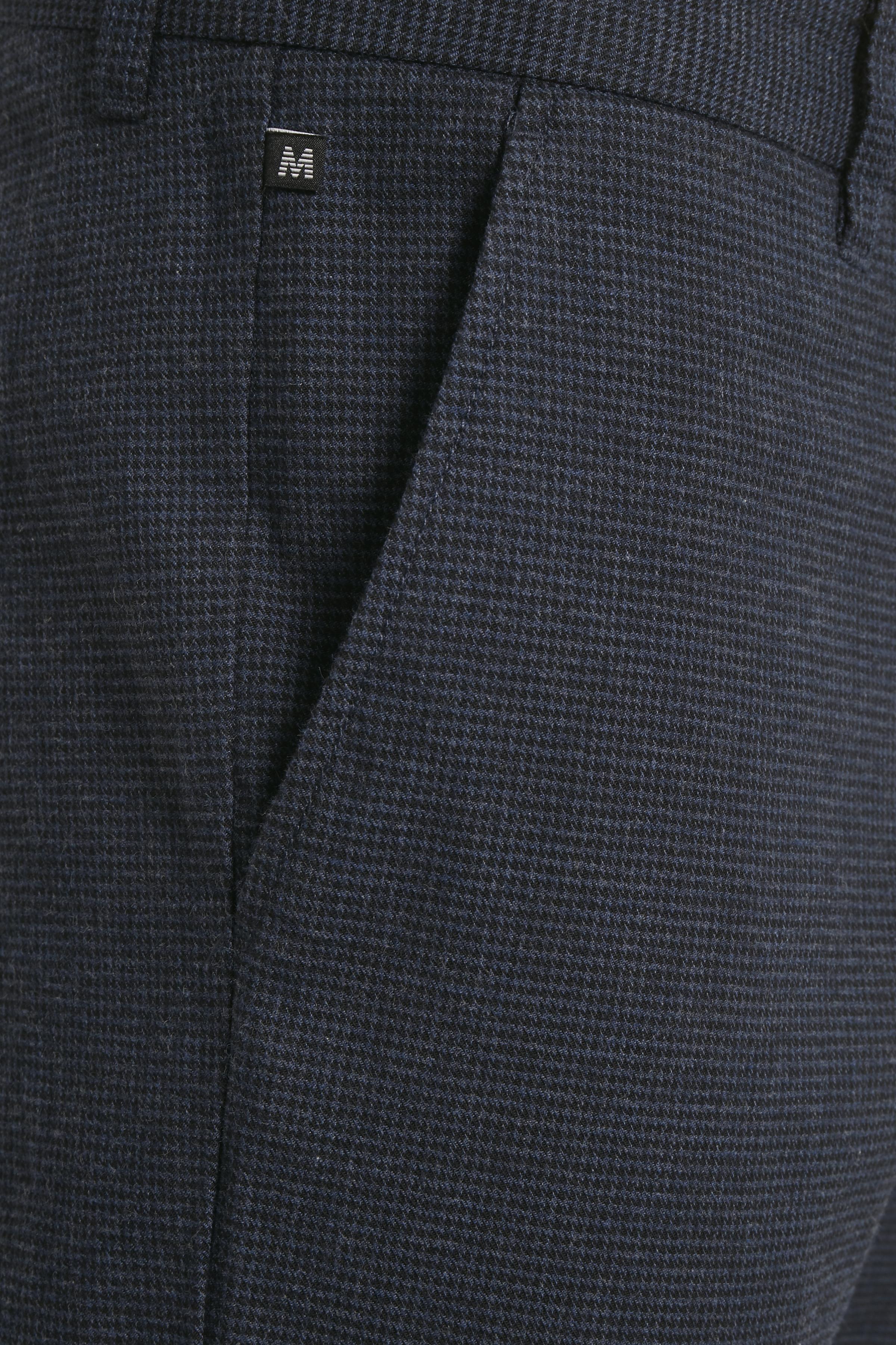 Dark Navy Casual buks – Køb Dark Navy Casual buks fra str. 28-40 her