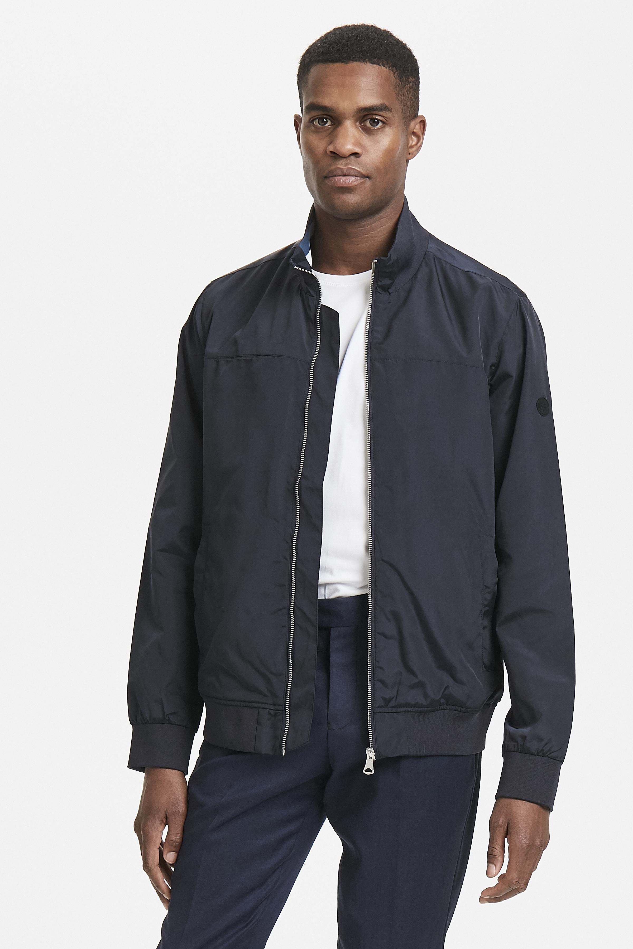 Dark Navy Hardon Jacket – Køb Dark Navy Hardon Jacket fra str. S-XXL her