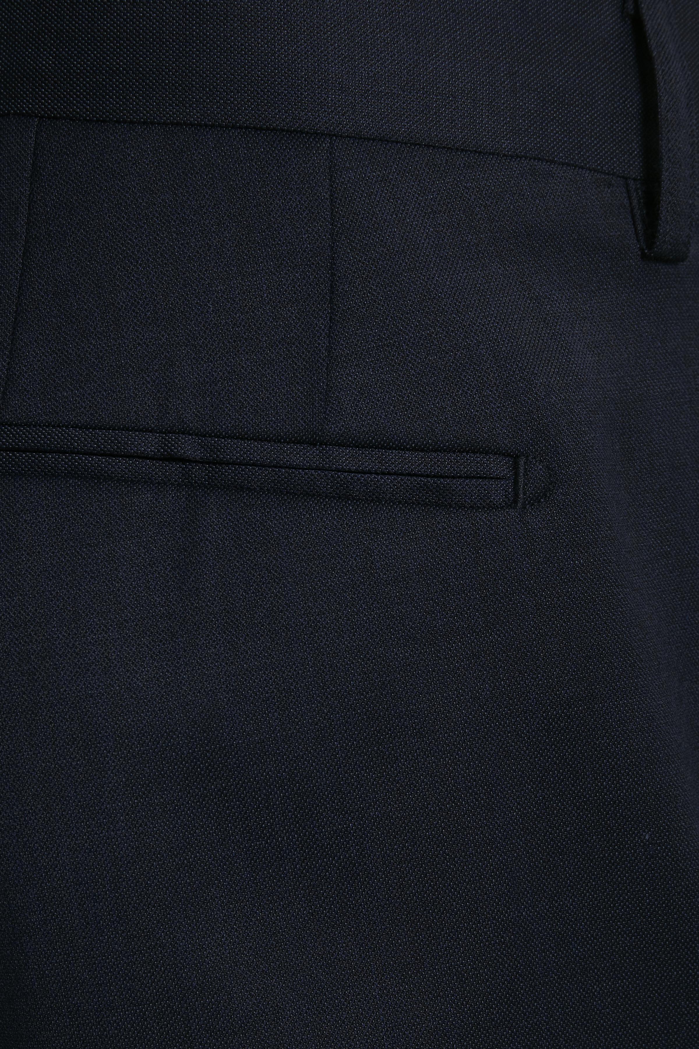 Dark Navy Las Bukser – Køb Dark Navy Las Bukser fra str. 44-58 her