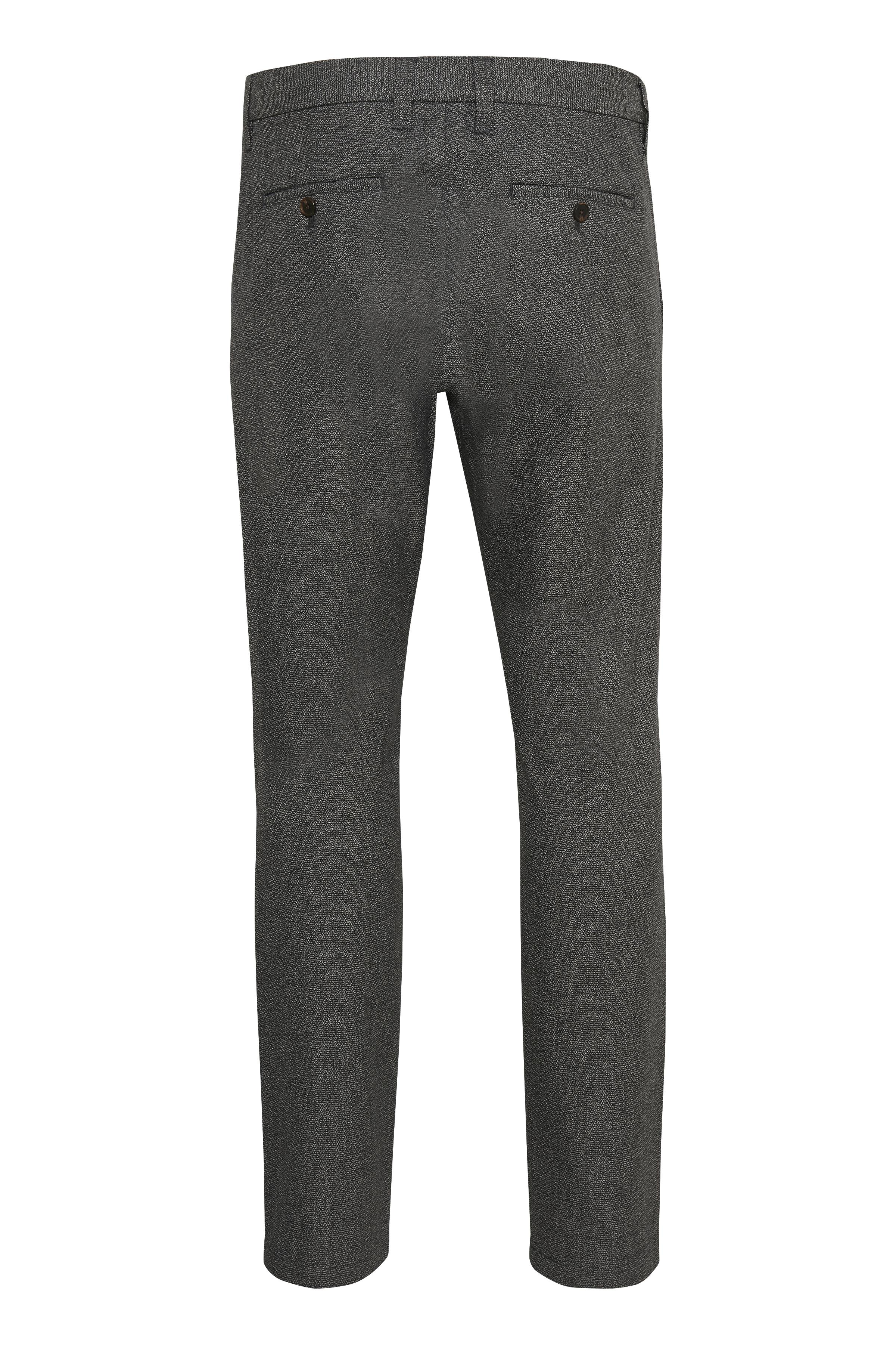 Drk Grey Melange Casual buks – Køb Drk Grey Melange Casual buks fra str. 35 her