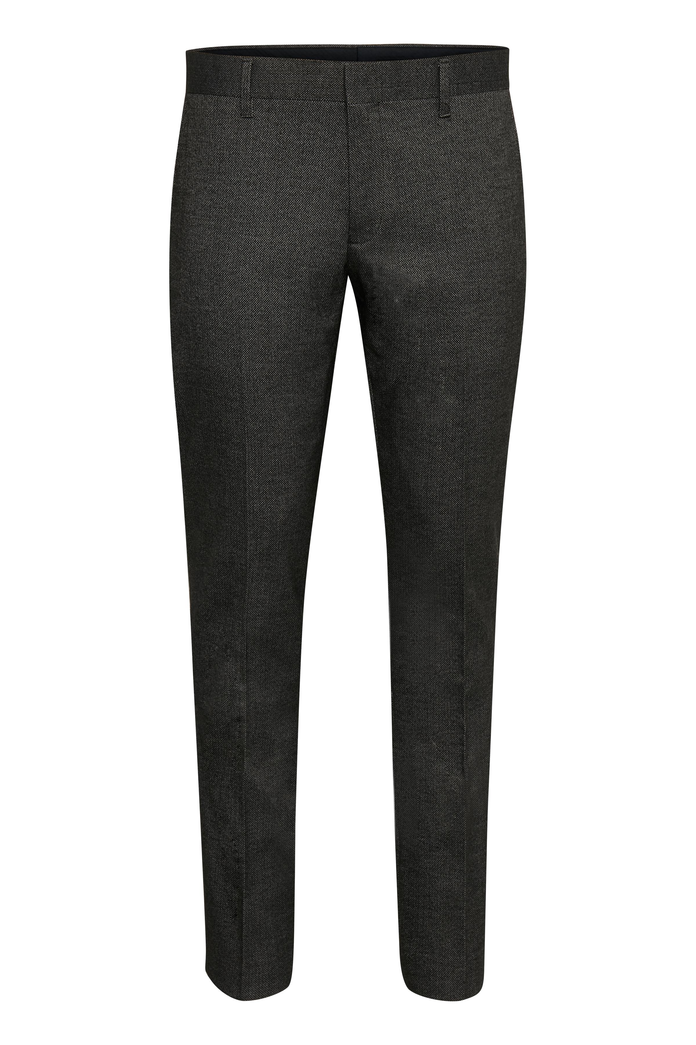 Drk Grey Melange Las Bukser – Køb Drk Grey Melange Las Bukser fra str. 44-54 her