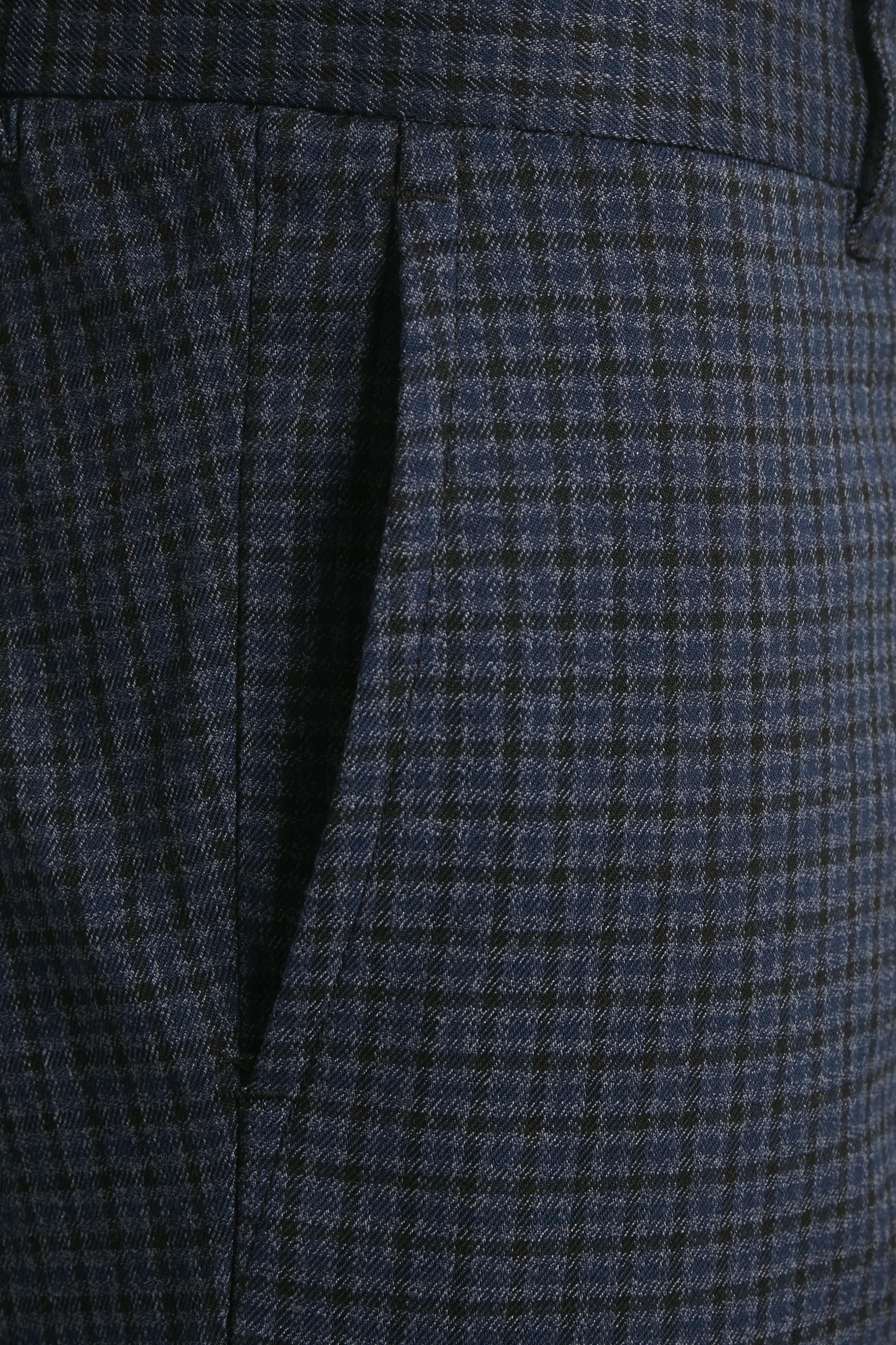 Drk Grey Melange Las CM Bukser – Køb Drk Grey Melange Las CM Bukser fra str. 29-40 her