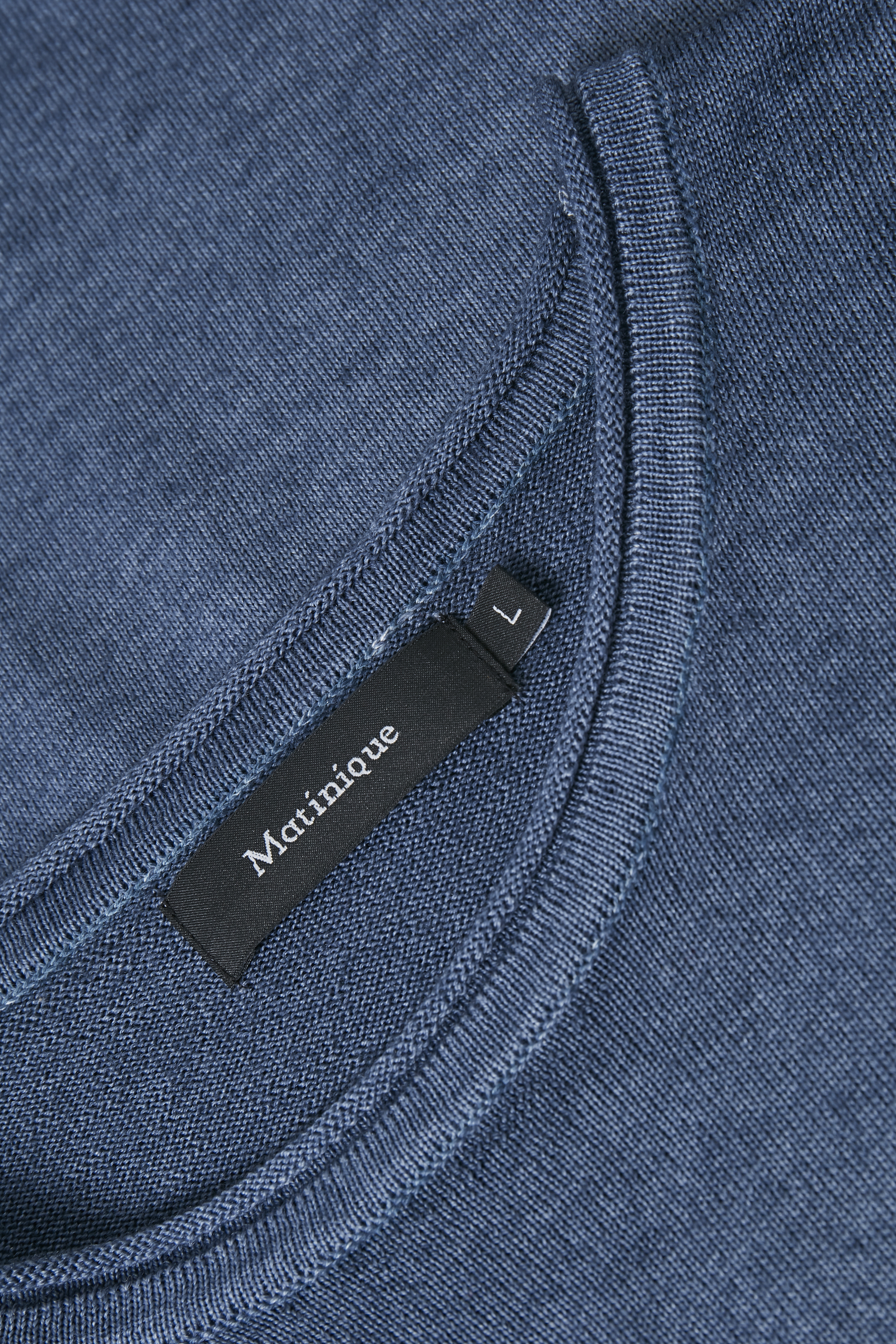 Dust Blue Bentley Pullover – Køb Dust Blue Bentley Pullover fra str. M-XXL her