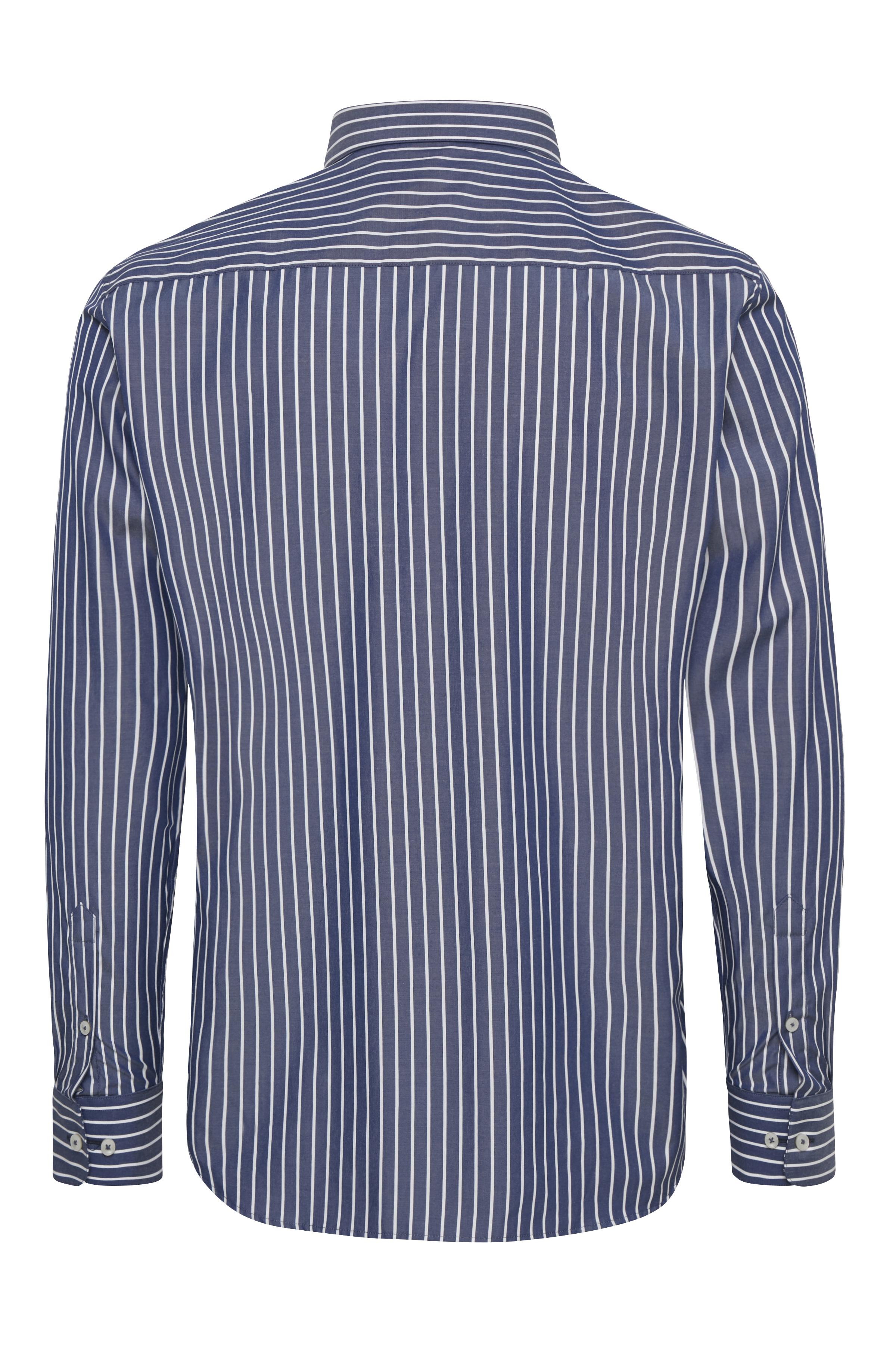 Ink Blue Marc Shirt – Køb Ink Blue Marc Shirt fra str. 36-46 her