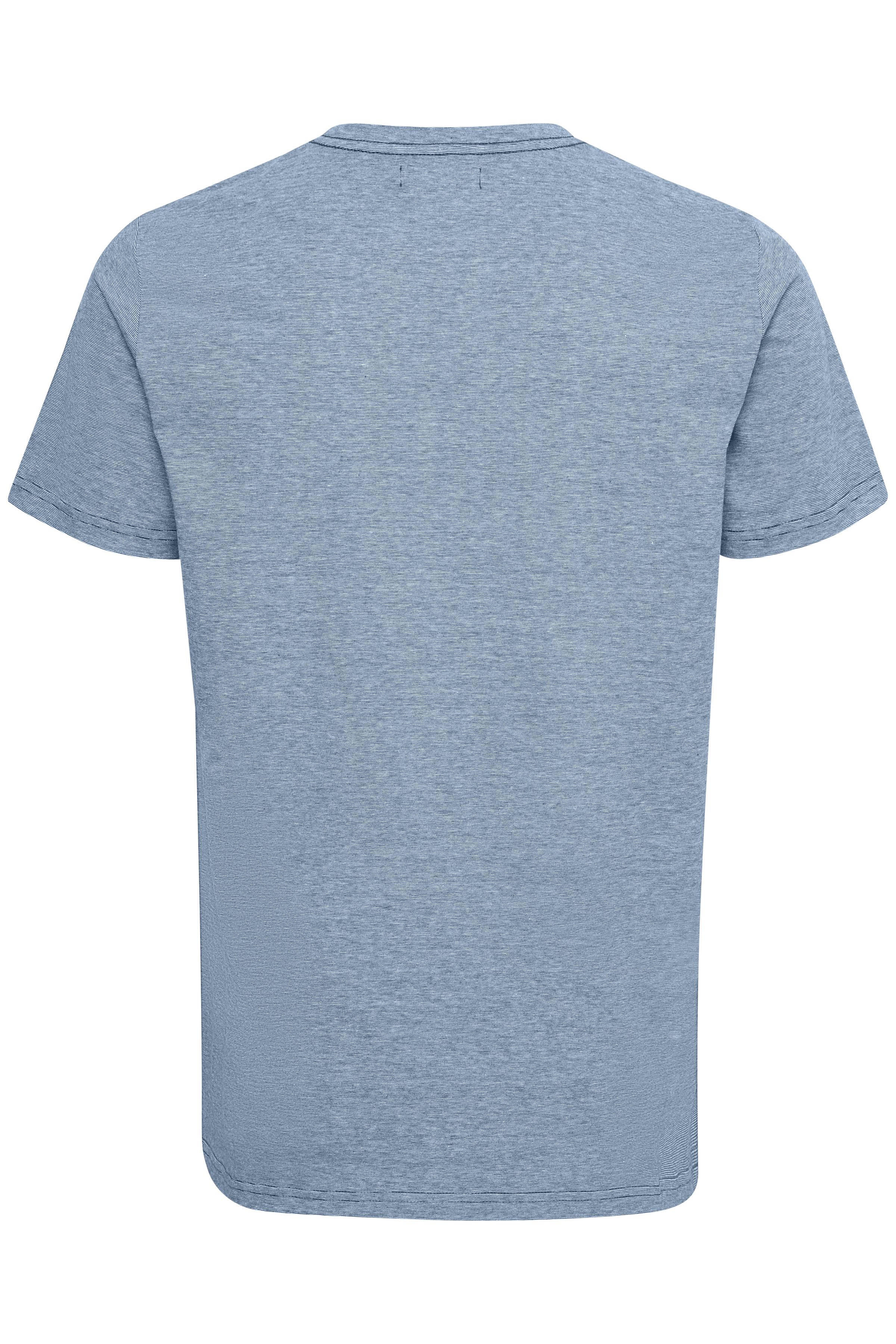 Sharp Blue Jermane T-shirt – Køb Sharp Blue Jermane T-shirt fra str. S-XXL her