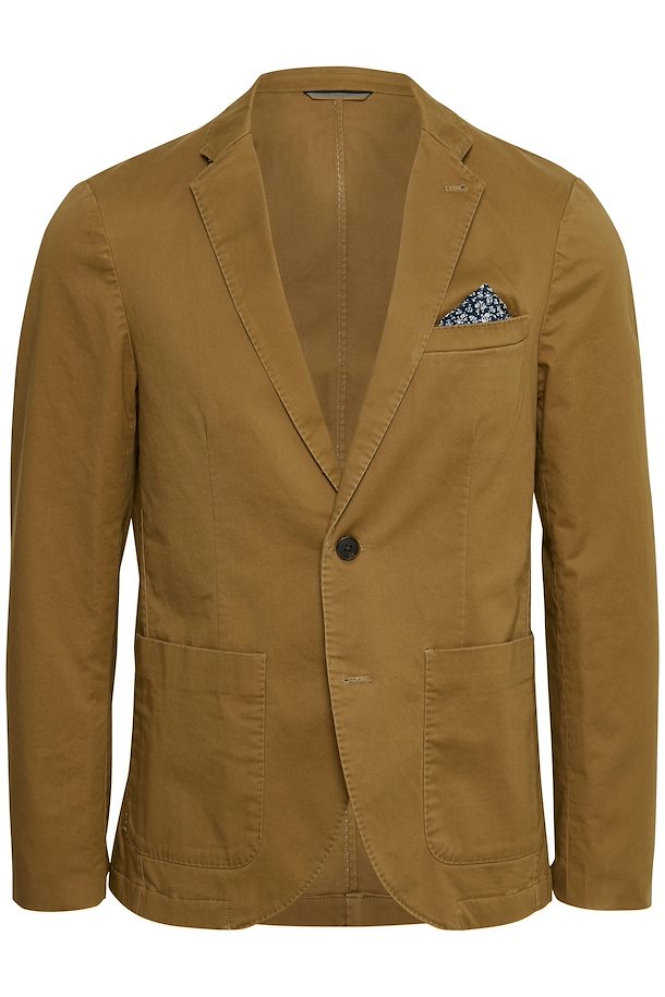 cd1ecd1c Warm Khaki George Casual Blazer fra Matinique – Køb Warm Khaki George  Casual Blazer fra str.