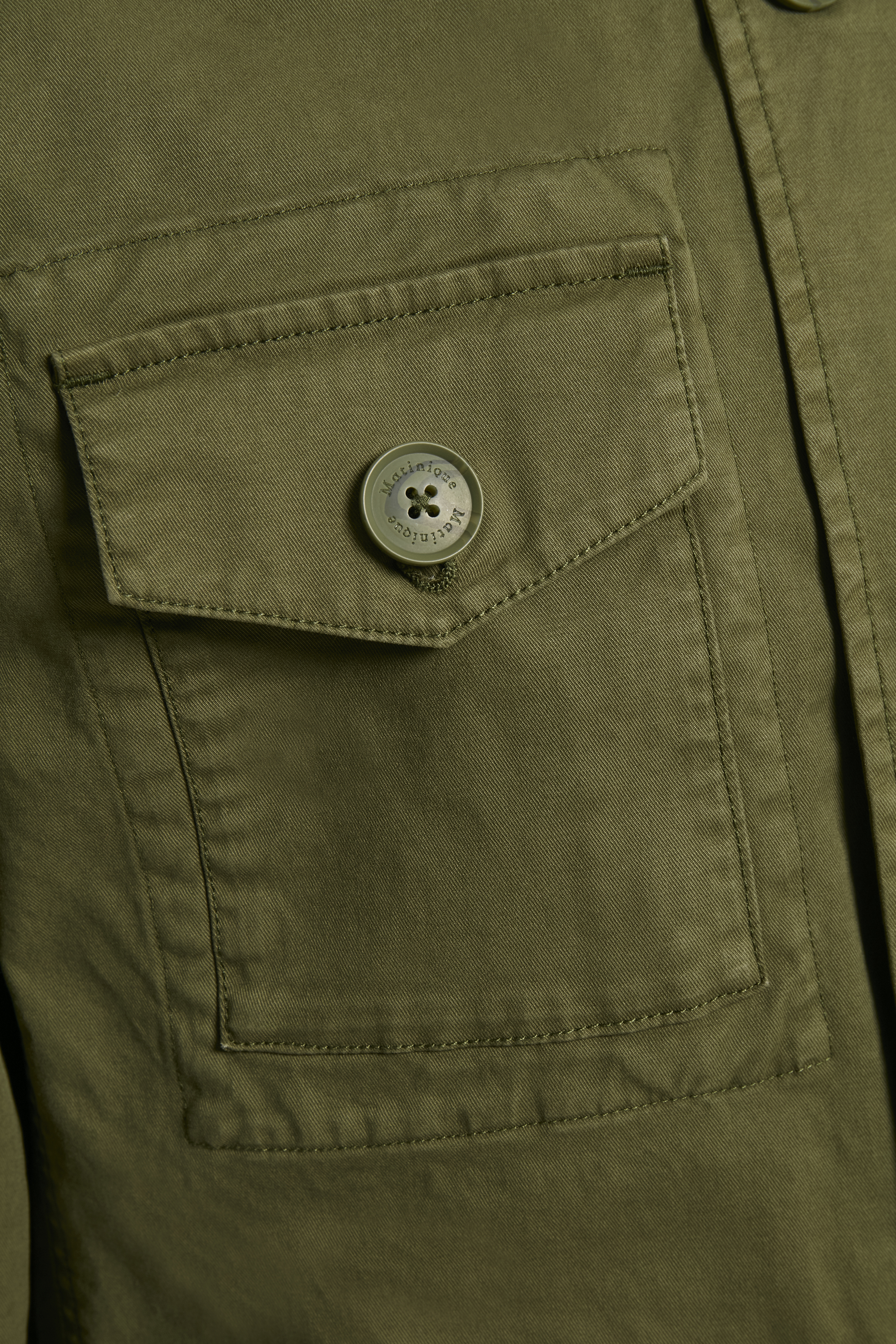 Washed Army Grayer Jacket – Køb Washed Army Grayer Jacket fra str. S-XXL her