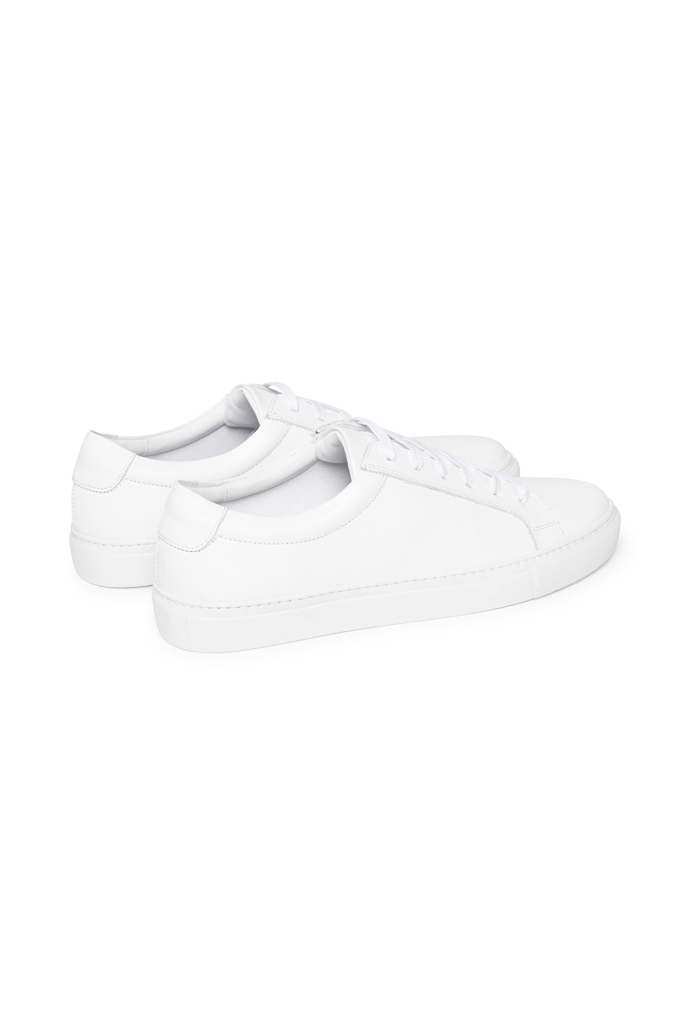 White New Gibson Shoe – Køb White New Gibson Shoe fra str. 40-46 her